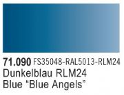 Model Air - Blue Angel Blue 090 <br>Vallejo71090